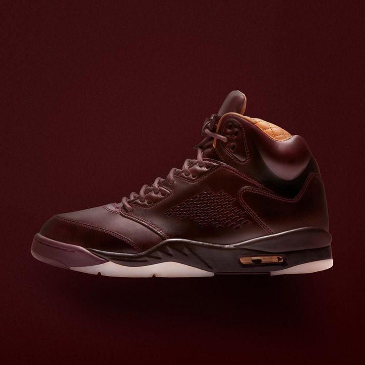 Air Jordan 5 Premium Bordeaux
