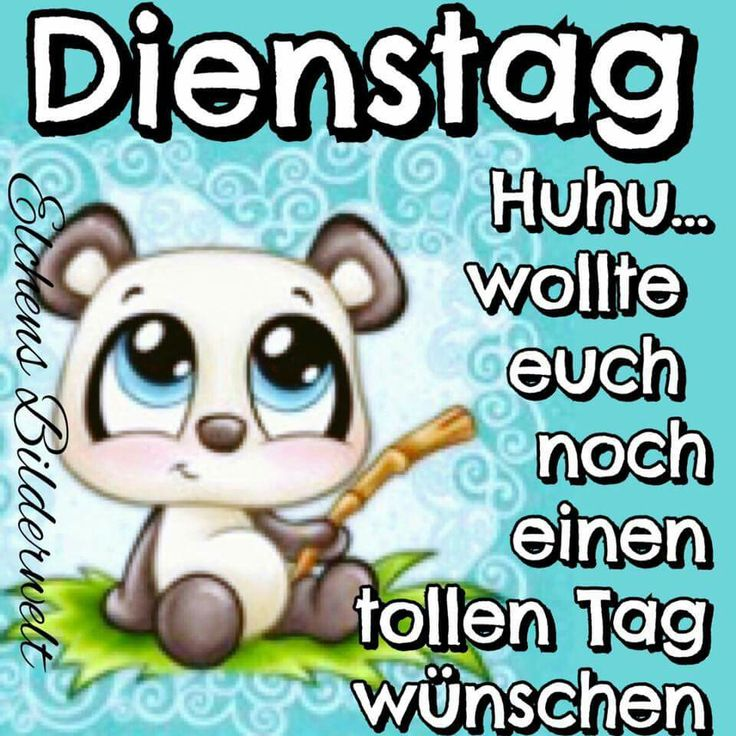 Tuesday Dienstag