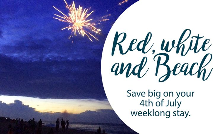 4th of july getaways