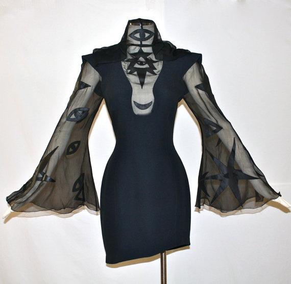 Vintage thierry mugler dress