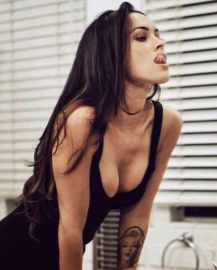 Best Megan Foxs Breasts Gifs