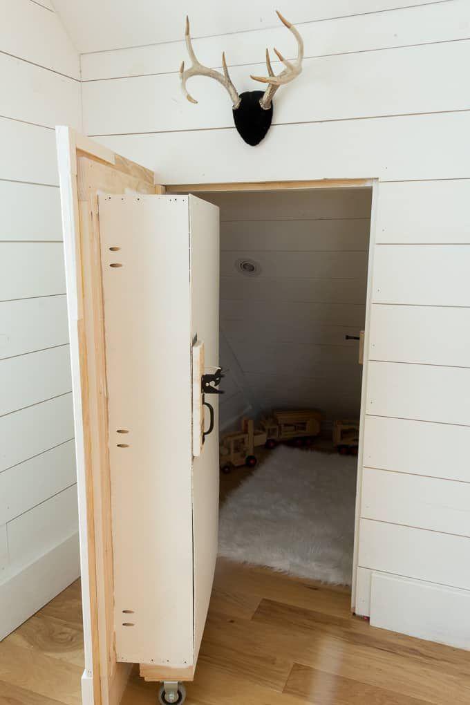 Diy Hidden Doorway Bookcase With Images Bookcase Door Diy