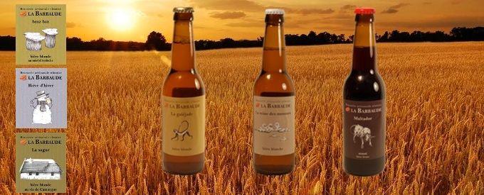 Brasserie artisanale la Barbaude, bières blondes, brunes, blanches et ambrées de Nîmes
