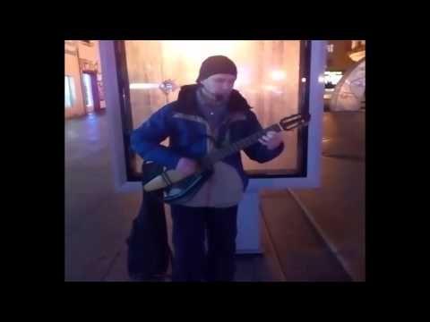 Песни под гитару Кино Красно жёлтые дни Отличное исполнение