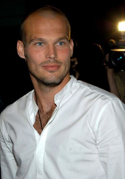 Swedish Fredrik Ljungberg Bald Men Like Moi