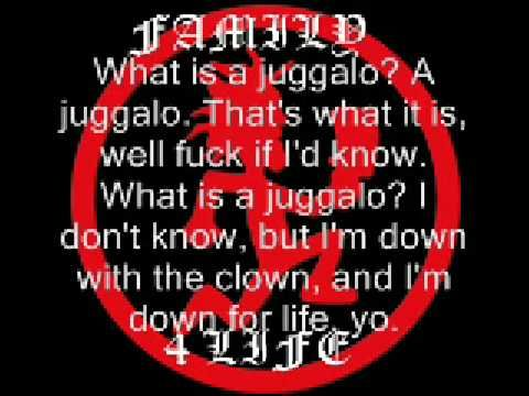 Insane Clown Posse     s   What is a Juggalo  Taking requests Pinterest