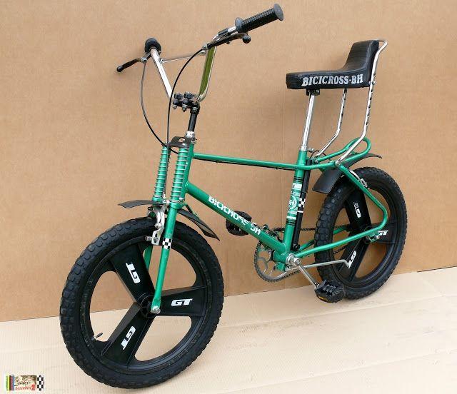 """bicinova2: - BH Bicicross """"green GT"""""""