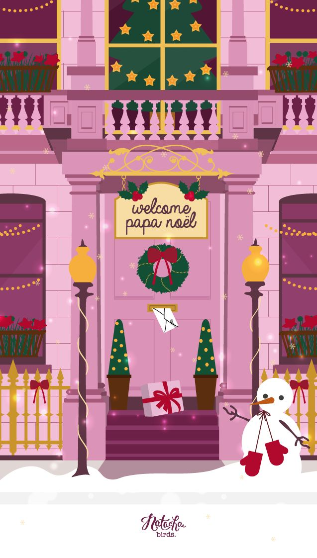 Iphone Christmas Wallpaper   /  - Check me out on Facebook too. Just CLICK > https://www.facebook.com/ainteasybeingweezie1