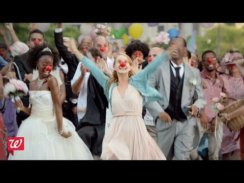 """The new Walgreens """"Red Nose Day"""" TV Spot • Christian Rosselli"""