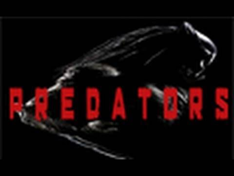 PREDATORS-Trailer--The mercenary Royce; the military Isabelle; the Russian soldier Nikolai; the San Quentin criminal Stans; the Sierra Leone militia Mombasa; the drug lord Cuchillo; the Yakuza Hanzo; and the Doctor Edwin awake in free fall but they succeed to open their parachutes landing in a jungle. Soon they discover that they are on another planet and they are prey of aliens in a deadly hunting game, and they need to join forces to destroy their predators and survive.
