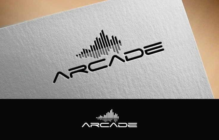 Create a standout logo for a new Nightclub named Arcade by Monster-Studio-Duo