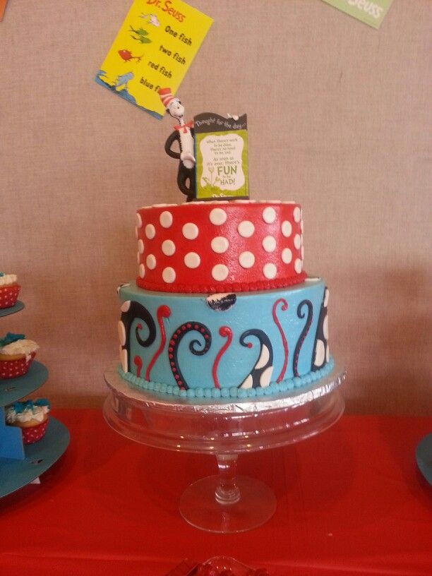 Baby Shower Cakes Kingston ~ Best images about cat in the hat baby shower on