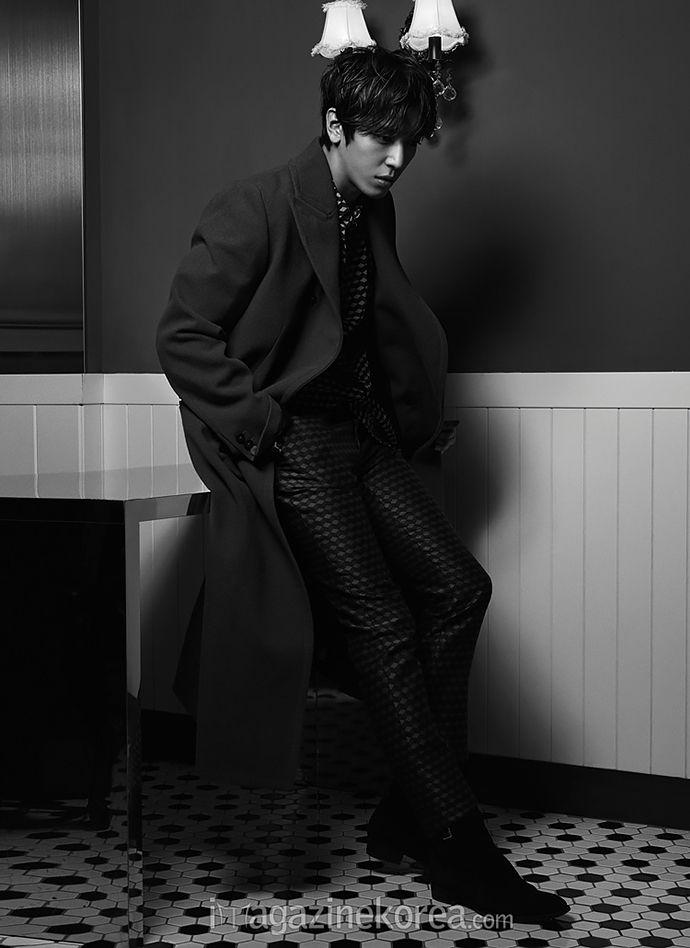 More Of Moon Geun Young & Jung Yonghwa For Harper's Bazaar ...
