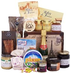 French Style Fine Food Hamper