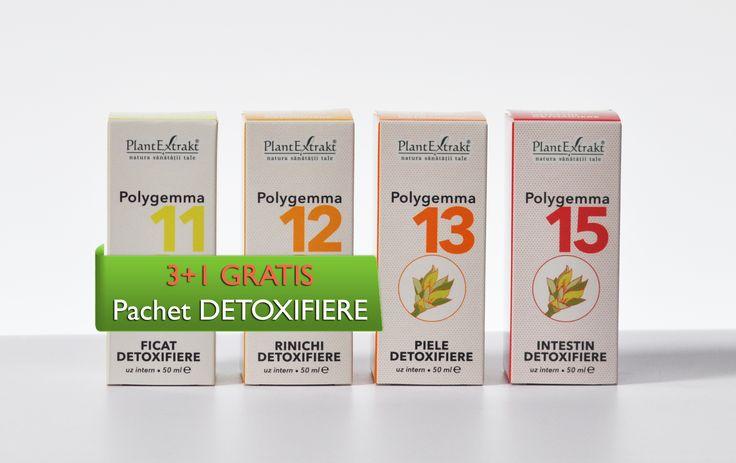 Iată noile pachete PlantExtrakt cu produse gemoterapice la prețuri promoționale!