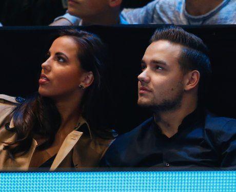 One Direction's Liam Payne takes girlfriend Sophia Smith along to tennis in London  The 1D star was watching the game between Andy Murray and Milos Raonic. Picture: Getty