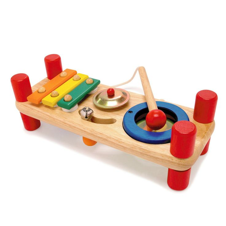 Educational / Fun / Old Fashioned Wooden Toys -Machiko - a boutique for kids - Tutti Tune | Artiwood Wooden Toys, $48.95 (http://www.machikobaby.com.au/products/tutti-tune-artiwood-wooden-toys.html)