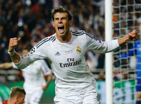Gareth Bale - KAI PFAFFENBACH/Newscom/Reuters
