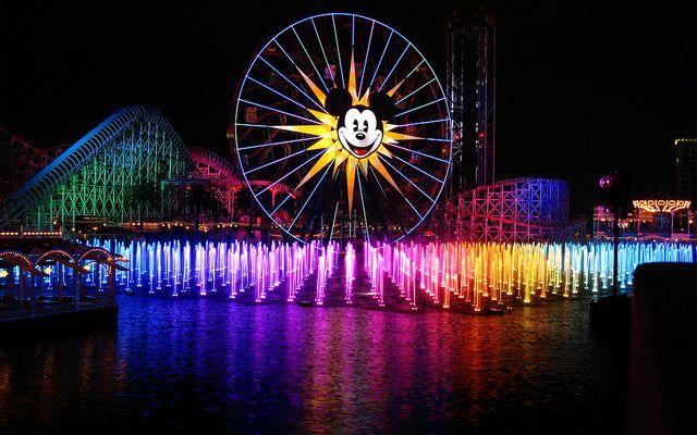 Disneyland.: Mickey Mouse, Favorite Places, Colors, Disney Parks, Amusement Parks, Travel, Disneyland California, Disney California Adventure, Disney Worlds
