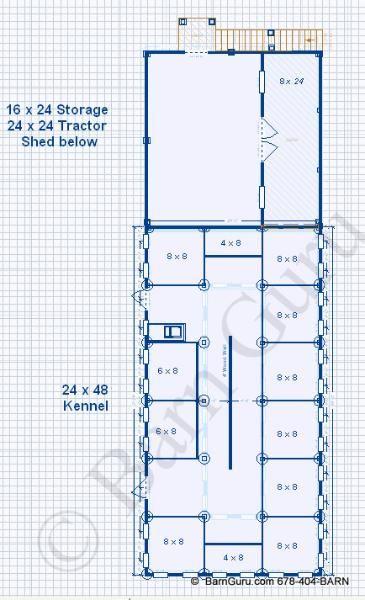 dog kennel designs | dog kennel floor plans