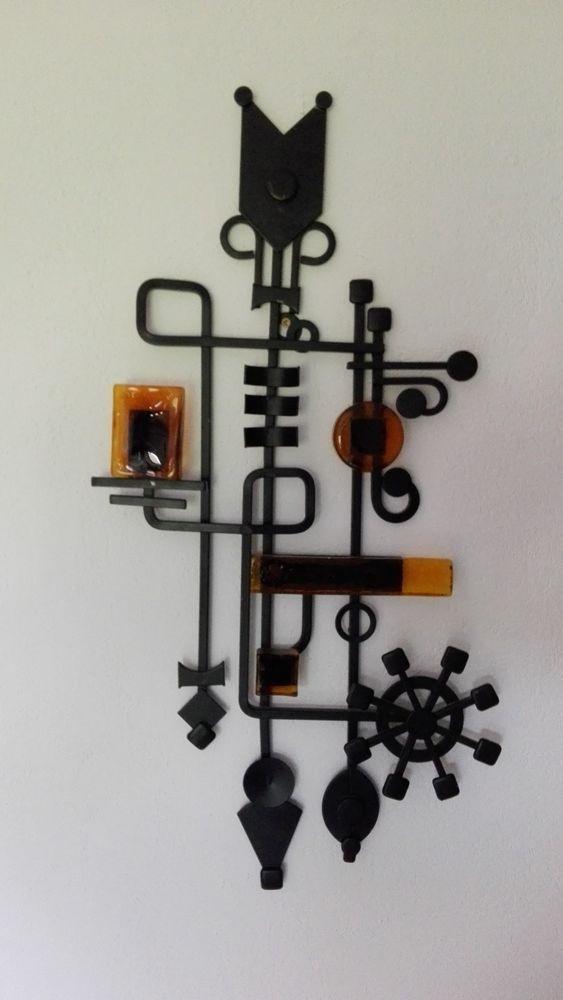 """Sculptural Wall tile """" Dantoft """" Dansk design Wandobject object 68 x 36 cm    eBay"""