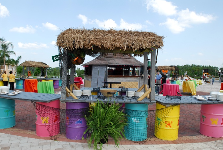154 Best Images About Caribbean Party Ideas And: 209 Best Images About Ideas For Recycling 210L Oil Drums