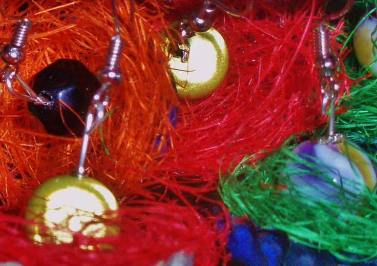 the ArtePovera nests!