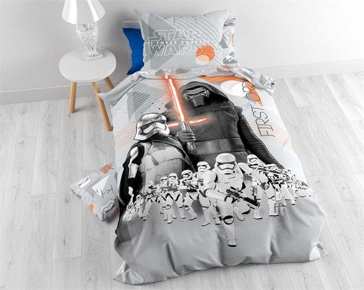 Star Wars Epic 7 First Grey - Kinderen - Dekbedovertrekken - Bekijk alle dekbedovertrekken voor kinderen van LivingComfort Textiel op https://www.livingcomforttextiel.nl/dekbedovertrekken/kinderdekbedovertrek.html