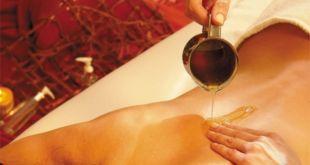oli naturali per massaggi