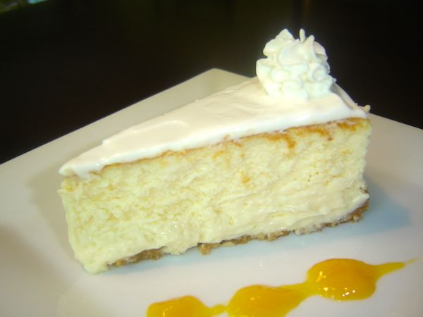 Top Secret Recipes | Cheesecake Factory Original Cheesecake Copycat Recipe