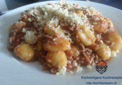 Gnocchi bolognese con Vongole (Instant Pot®) – Küchentigers Rezepte Blog