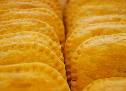 Jamaican Meat Patties |  Better Batter Gluten Free Flour