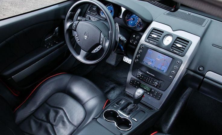 Maserati interior - Google Search