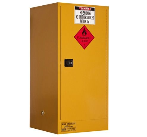 Flammable Liquids Storage Cabinets- 350 litre-5560ASE| Spacepac Industries online Store.