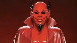 The Red Devil From Scream Queens