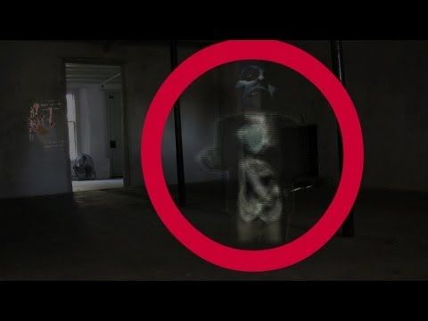 Ghost caught on tape in the oldest  house in America in the most haunted city in the United States, St Augustine Florida. Surveillance camera picks up clear shot of apparition walking through a room in the adjoining house.