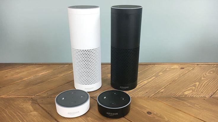 Amazon Alexa spricht jetzt auch Deutsch