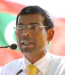 "Fmr Maldives President Mohamed Nasheed: Some Conservatives failed over Mandela. Others are failing now over climate change. ""I am a Conservative and an environmentalist – a position, it seems, that is increasingly irreconcilable."""