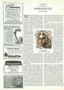 KURT COBAIN- April 25, 1994 P. 102