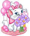 Disney Marie Glitter Graphics | Clubs hotel para gatos UC Discusiones Actividad reciente