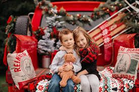 Image result for back up pickup truck family photography