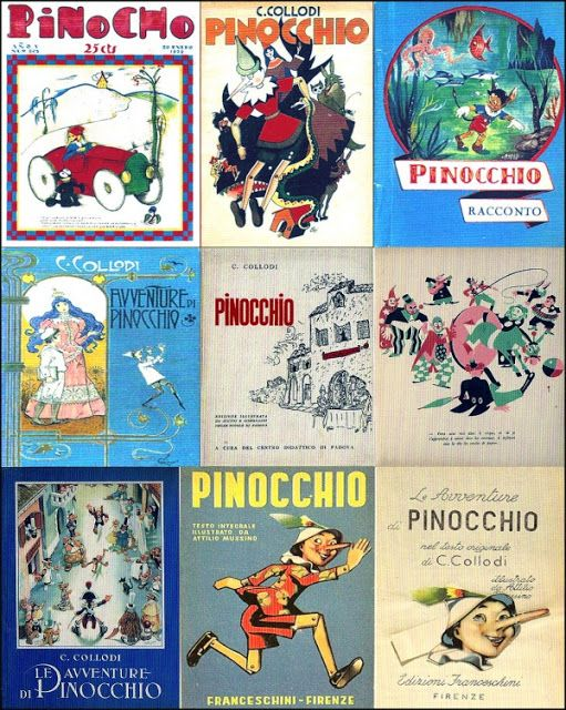 Pinocchio - Ehi-Ho!
