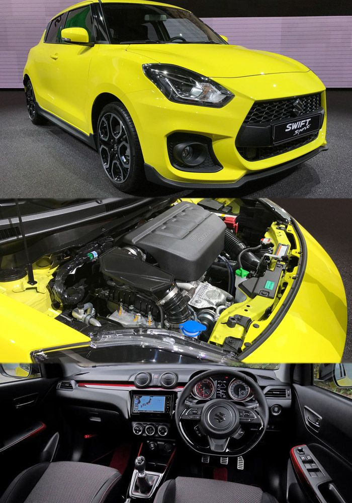 Latest Suzuki Swift Sport is an Outstanding in Designing and Performance Get More Info at: https://charlieautoblog.wordpress.com/2017/12/22/latest-suzuki-swift-sport-is-an-outstanding-in-designing-and-performance/
