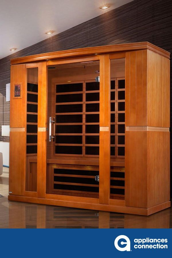 Dynamic Sauna Sauna Design Tempered Glass Door Sauna