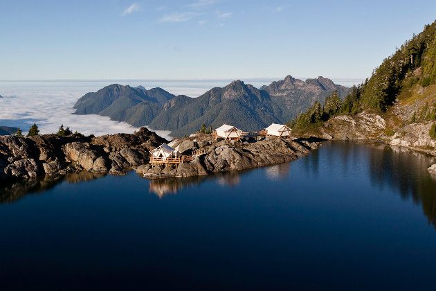 Clayoquot Wilderness Resort 2, Clayoquot