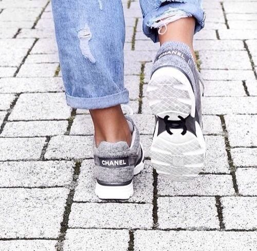 Chaussure Chanel