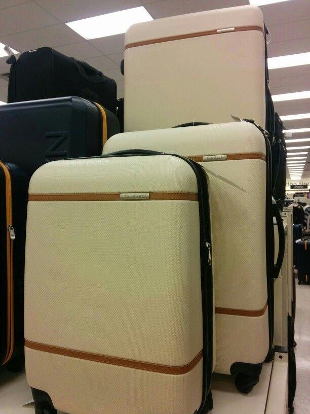 cute samsonite luggage set