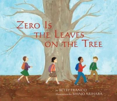 How exactly do you define zero? Franco's thought-provoking meditations challenge readers to move beyond conventional school-taught facts (it's a number; it's egg-shaped) to poetic observations about zero outside the classroom via a tour of the seasons.