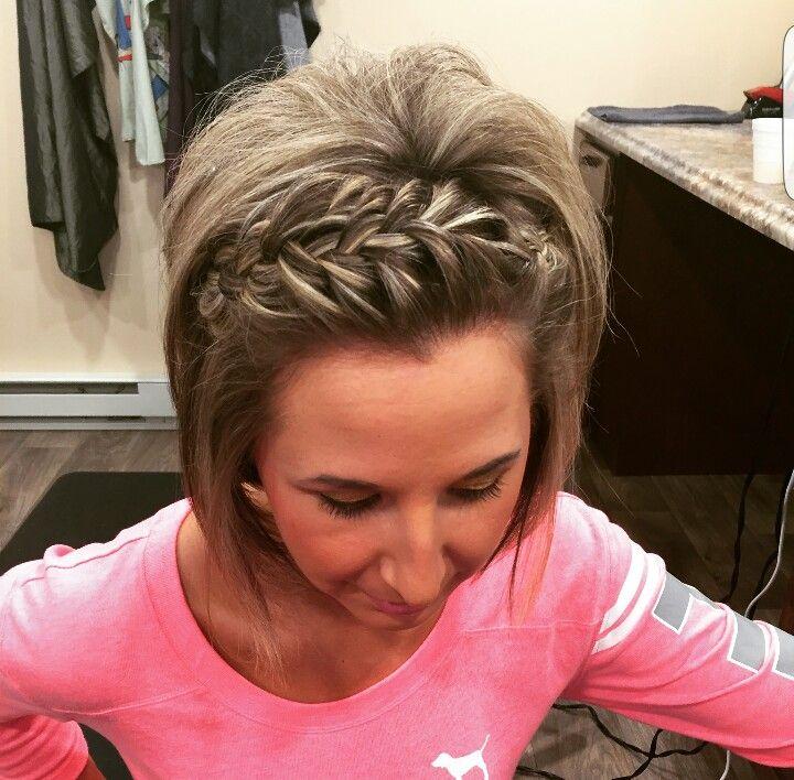 Short Bob Bridesmaid Hair My Style Pinterest Penteados Cabelo Curto E Tran 231 A
