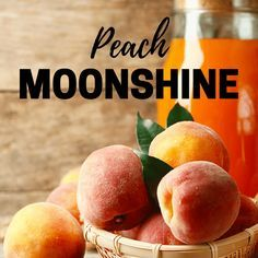This moonshine recipe is as sweet as a Georgia Peach! Get ready to make some peach moonshine using your very own moonshine!